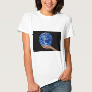 In the hand of God Tee Shirt
