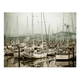 In The Harbor Postcards