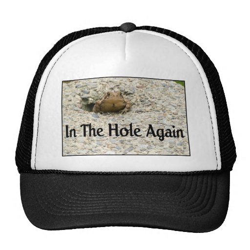 In The Hole Again Hats