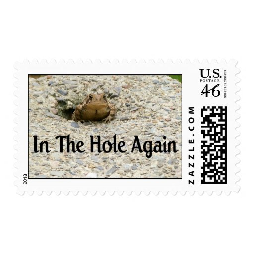 In The Hole Again Stamps