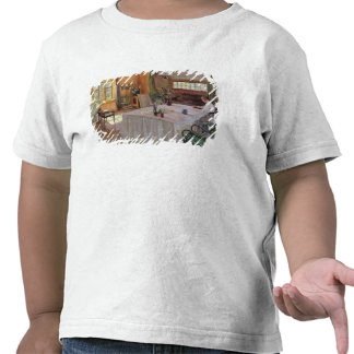 In the House of the Artist Konstantin Korovin T Shirts