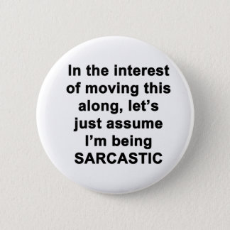 In the Interest of Moving this Along... Button