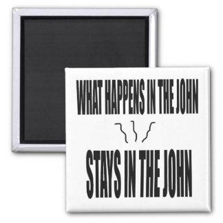 in the john Magnet