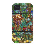 In The Jungle Vibe iPhone 4 Covers