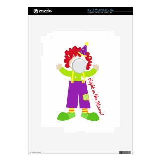In The Kisser iPad 2 Skins