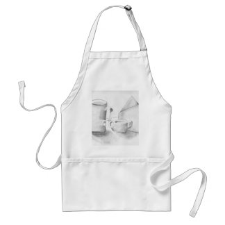 In The Kitchen Adult Apron