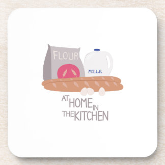 In The Kitchen Coasters