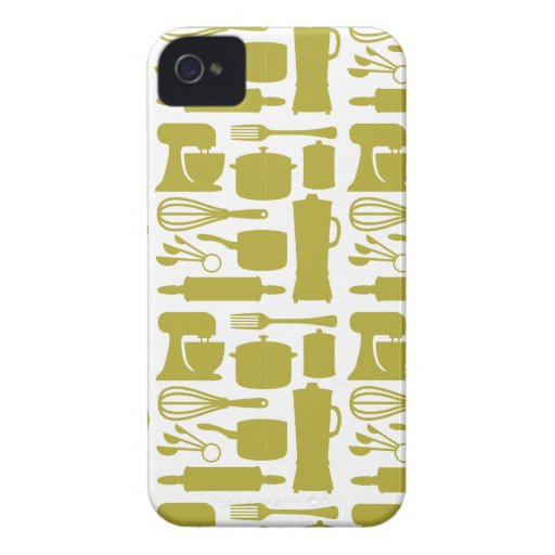 IN THE KITCHEN   IPHONE 4 ID CASE