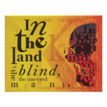 In the Land of the Blind Poster