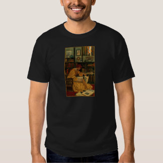 In the Library Tee Shirt
