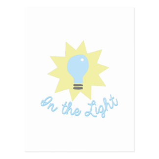 In the Light Postcard
