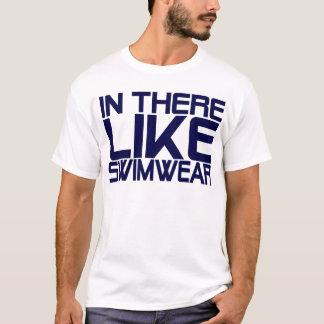 In The Like Swimwear T-Shirt