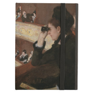 In the Loge by Mary Cassatt iPad Air Cases