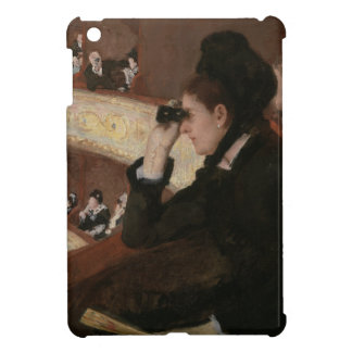 In the Loge by Mary Cassatt Cover For The iPad Mini