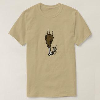 In The Margins - Chicken Leg T-Shirt
