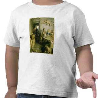 In the Mask Studio, 1897 T-shirt