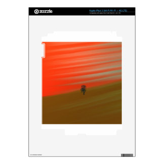 In The Middle of Nowhere iPad 3 Skins