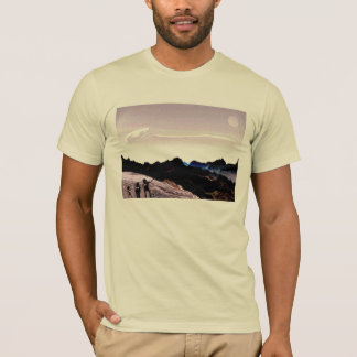 In the middle of travelling T-Shirt