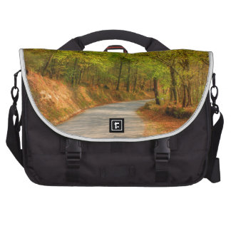 In the midst of the oaks... laptop commuter bag