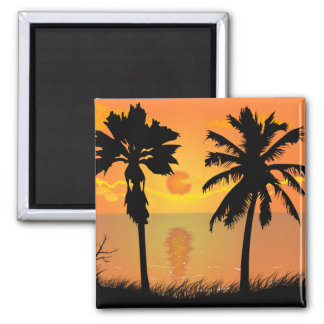 In The Moment 2 Inch Square Magnet