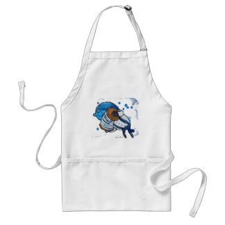 """""""In the Moment"""" Adult Apron"""