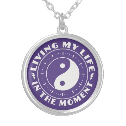 IN THE MOMENT custom color necklaces