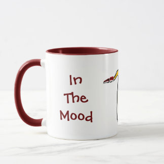 In The Mood For A Melody, Ceramic Mug