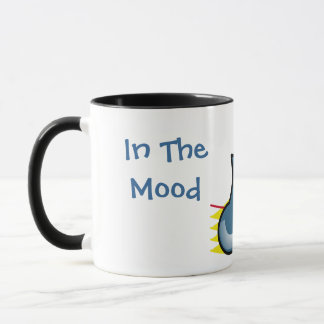 In The Mood For A Melody Ceramic Mug