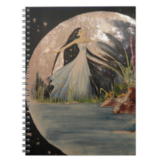 In the moon Notebook