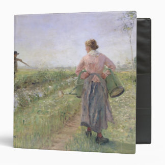In the Morning, 1889 Vinyl Binders