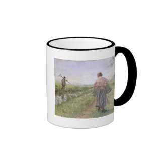 In the Morning, 1889 Mug