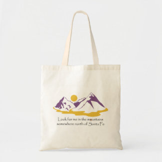 In The Mountains Basic Tote