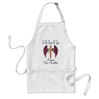 In The Name Of Jesus Apron