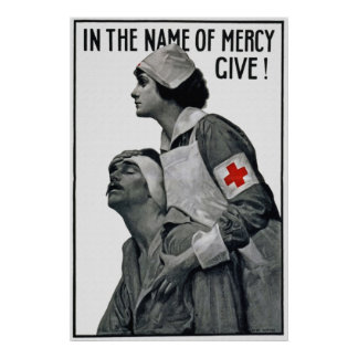 In the Name of Mercy - Give Poster