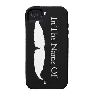 In the name of the moustache iphone case! iPhone 4/4S cases