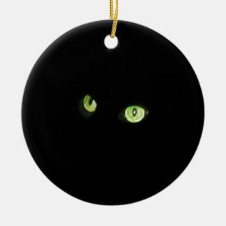 In The Night Ceramic Ornament