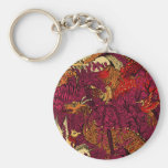 In The Night Forest Key Chains