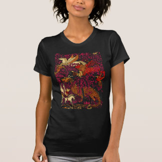In The Night Forest Tshirts