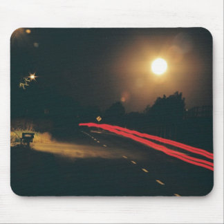In the Night Mouse Pad