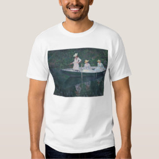 In the Norvegienne - Claude Monet Shirts