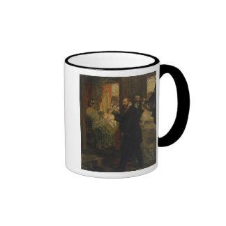 In the Opera House, 1862 Ringer Mug
