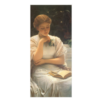 In the Orangery by Charles Edward Perugini Rack Card