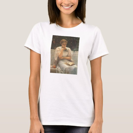In the Orangery by Charles Edward Perugini T-Shirt