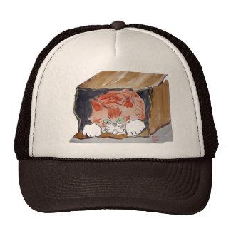 In the Paper Bag - Kitten is hiding... Trucker Hat
