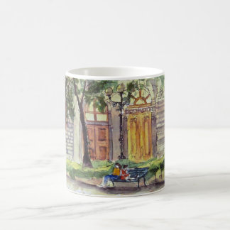 In the Park, Florence, Italy Coffee Mug