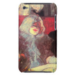 In the particular cabinet by Toulouse-Lautrec Case-Mate iPod Touch Case