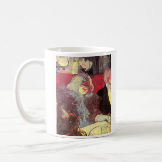 In the particular cabinet by Toulouse-Lautrec Coffee Mug