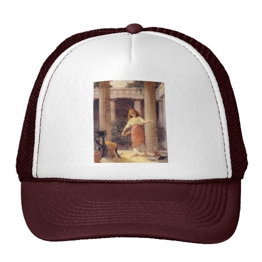 In the Peristyle Hat