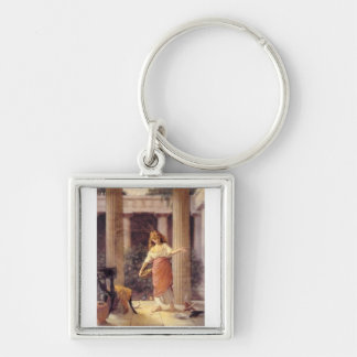In the Peristyle Keychain