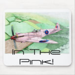 In the Pink 2 Mouse Pad
